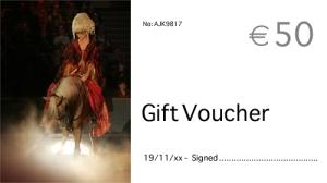 Charlotte Wittbom Gift Voucher