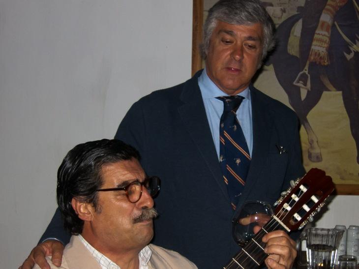 Fado at Quinta do Brejo - www.charlottewittbom.com