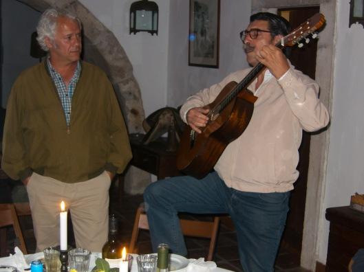 Fado at Quinta do Brejo. www.charlottewittbom.com - Photo by Sören Belin.